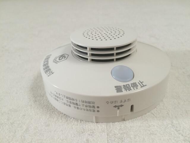 住宅用火災警報器電池交換
