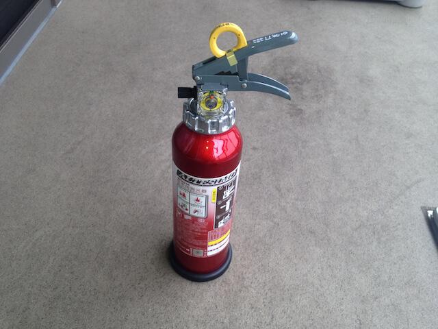 消火器の使用期限