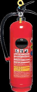 強化液消火器 1